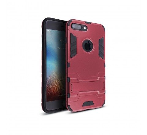 Surgit Rugged Case for iPhone 7 Plus (Red)