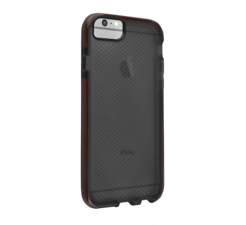 Tech21 Impactology Classic Protective Case for iPhone 6 and 6s (Smokey)