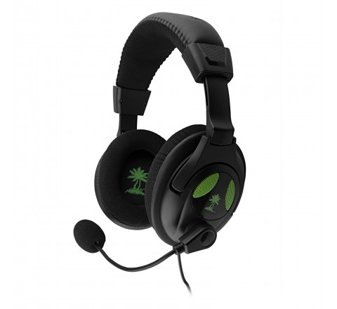 Turtle Beach Ear Force DX12 Gaming Headset for Xbox 360 (Black)