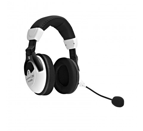 Turtle Beach Ear Force X31 Wireless Amplified Stereo Gaming Headset  for Xbox 360 (Black/White)