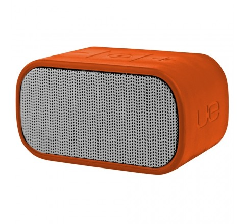 Ultimate Ears Mini Boom Wireless Bluetooth Speaker (Orange)
