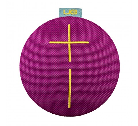 Ultimate Ears Roll Wireless Bluetooth Speaker (Sugarplum Purple)
