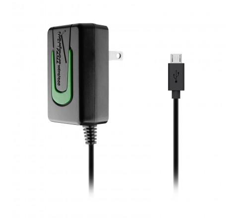ECO Micro-USB Wall Charger (Black)