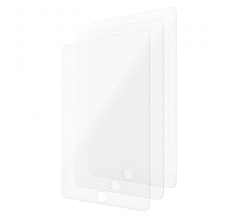 Anti-Scratch Screen Protector for All iPad Mini Models (3 Pack)