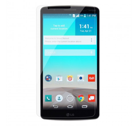 Tempered Glass Screen Protector for LG G3 (Clear)