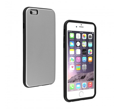 Universal Soft Cover for iPhone 6 Plus/6s Plus (Silver)