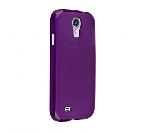 Samsung High Gloss Silicone Cover for Samsung Galaxy S4 (Purple)
