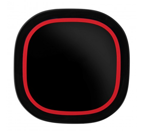 Universal Qi Wireless Charging Pad for Qi Enabled Devices (Black)
