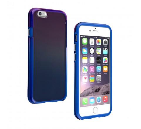 Universal Tie Dye Case for iPhone 6/6s (Purple/Blue)