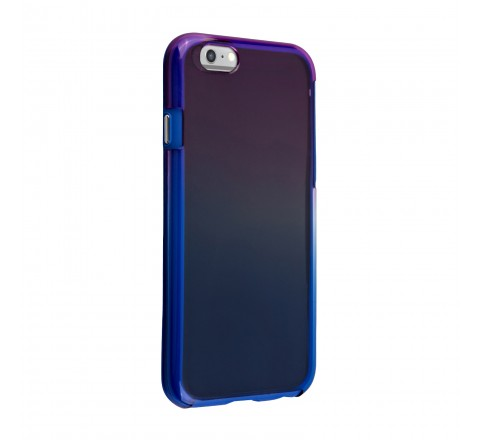 Universal Tie Dye Case for iPhone 6/6s (Purple/Blue)