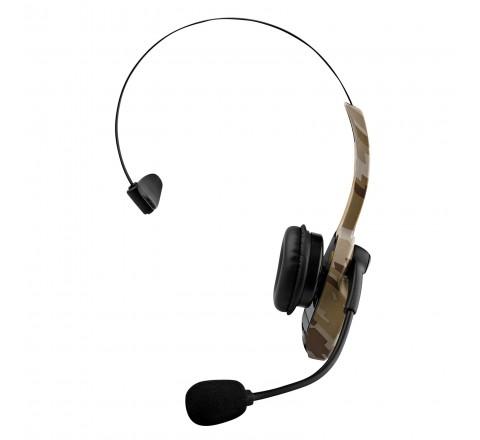 VXI BlueParrott B250-XT+ Noise Cancelling Bluetooth Headset Wounded Warrior Edition (Camo)