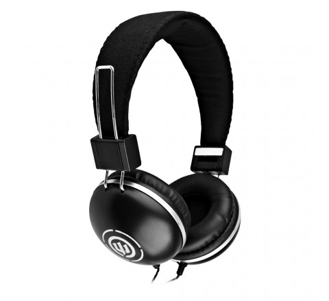 Wicked WI8500 EVAC Headphone (Black)