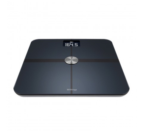 Withings Wi-Fi Body Smart Scale (Black)
