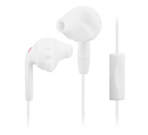 JBL Yurbuds Ironman Inspire Talk In-Ear Sport Headphones (White)