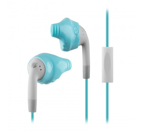 JBL Yurbuds Inspire for Women In-Ear Sport Headphones (Aqua)
