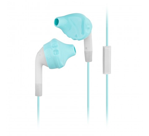 JBL Yurbuds Inspire Talk for Women In-Ear Sport Earbud Headphones (Aqua)