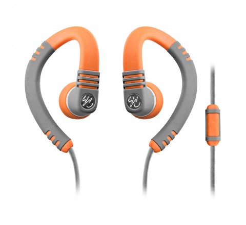 JBL Yurbuds Focus for Women Behind-the-Ear Headphones (Orange)