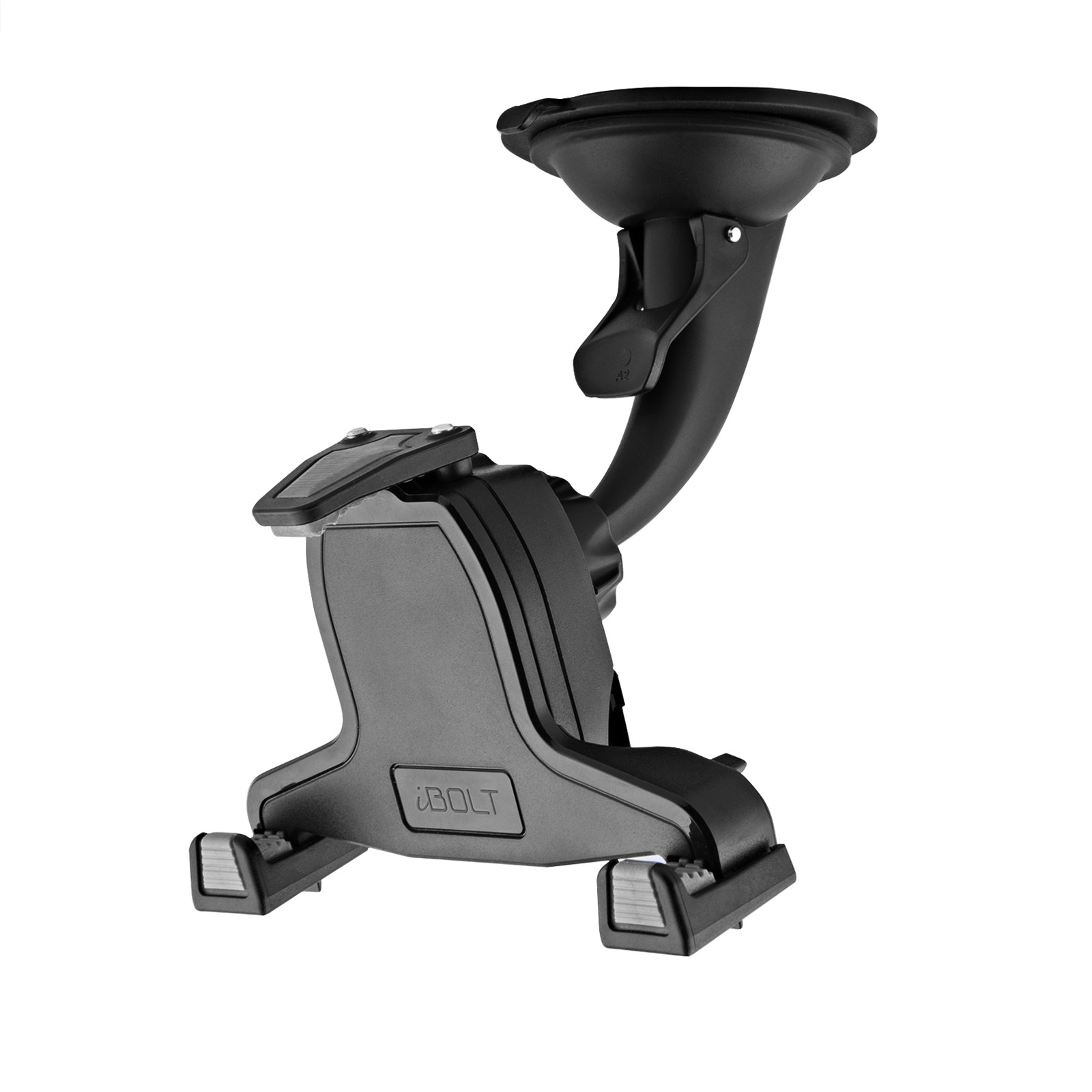 iBolt xProDock Active Car Dock/Holder/Mount for Samsung Galaxy S3, S4, Note 2, & Note 3 (Black) IBO-XPRODOCK-A1