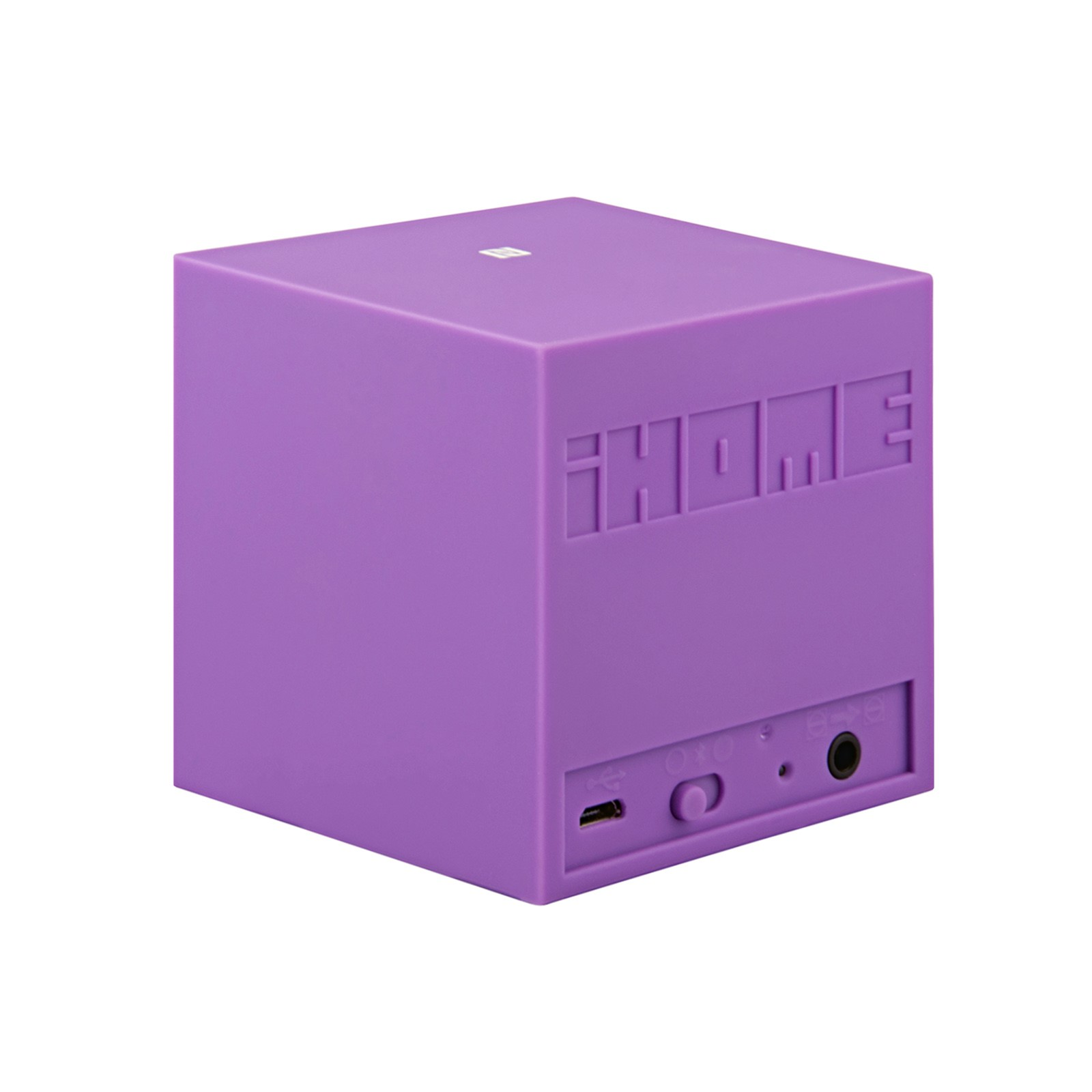 Ihome Bluetooth Portable Speaker: IHome IBT16 Portable Rechargeable Bluetooth Speaker With 3.5mm Jack / Line Out