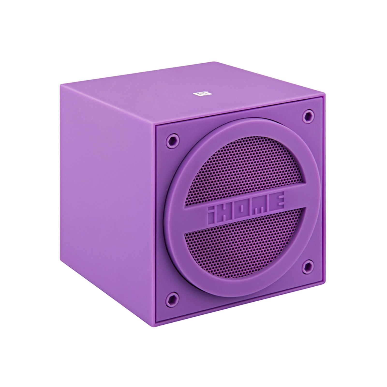 IHome IBT16 Portable Rechargeable Bluetooth Speaker With 3.5mm Jack / Line Out