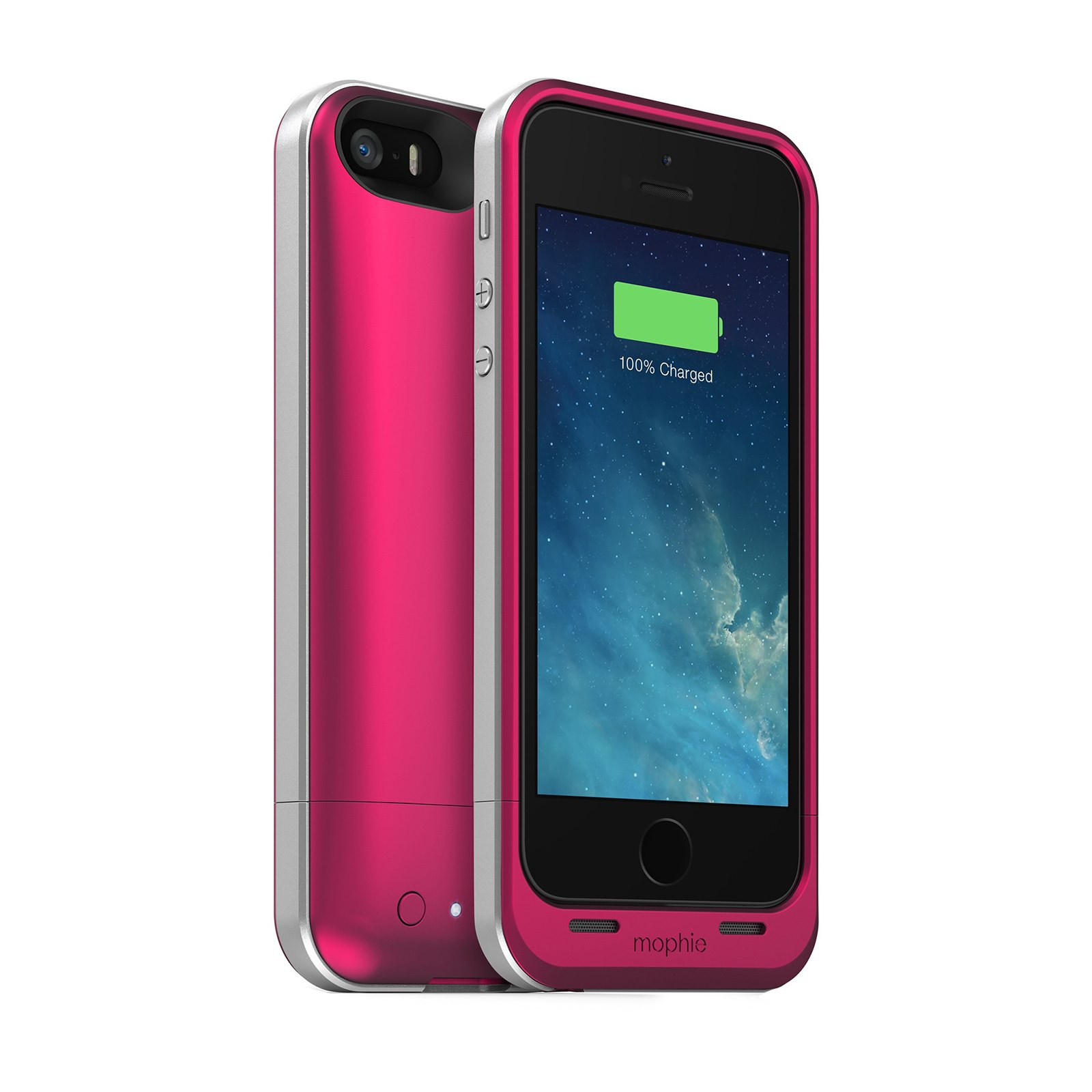 mophie juice pack air protective battery charger case for iphone 5 se 5s 5 ebay. Black Bedroom Furniture Sets. Home Design Ideas