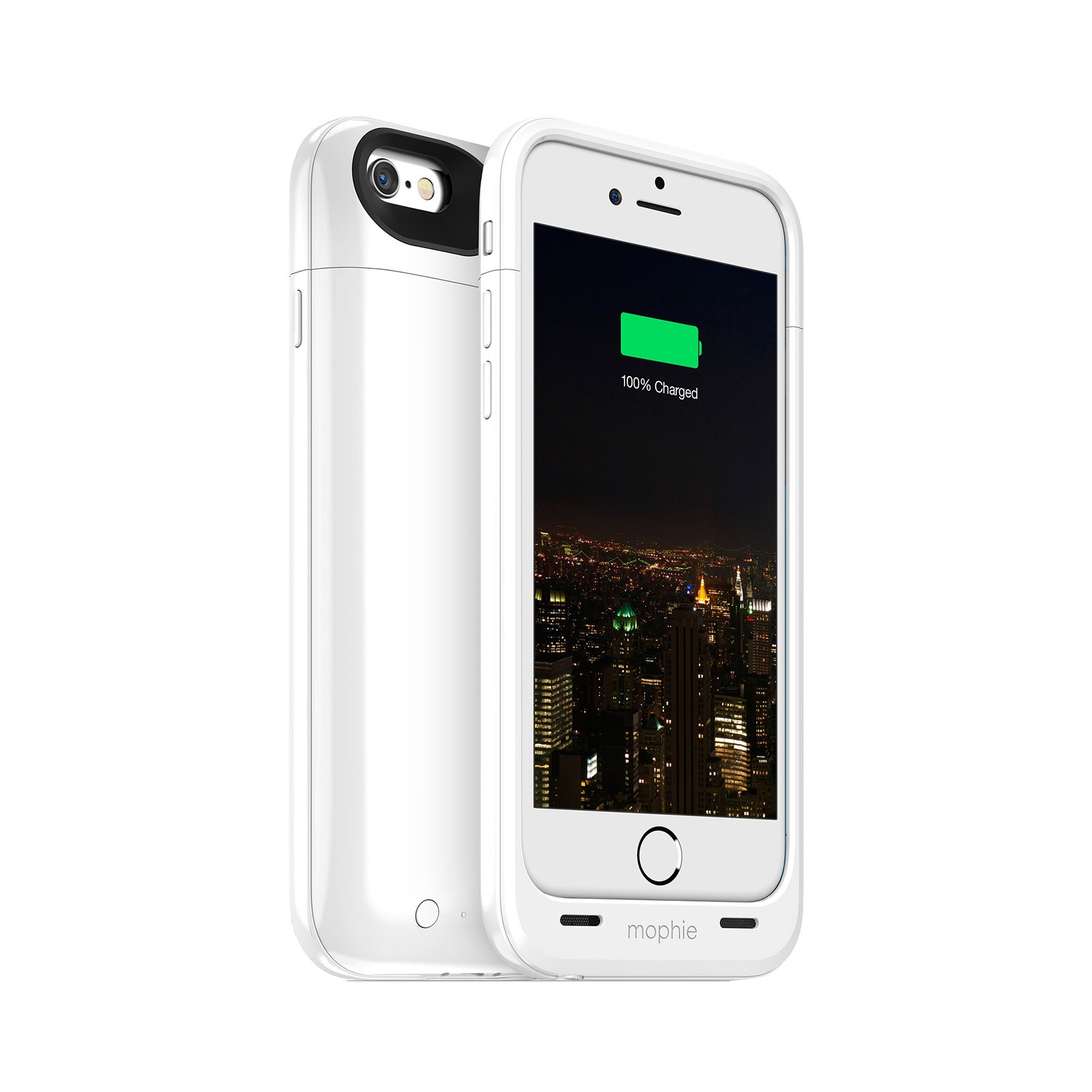 mophie juice pack plus rugged battery case for apple iphone 6 6s 3300mah ebay. Black Bedroom Furniture Sets. Home Design Ideas