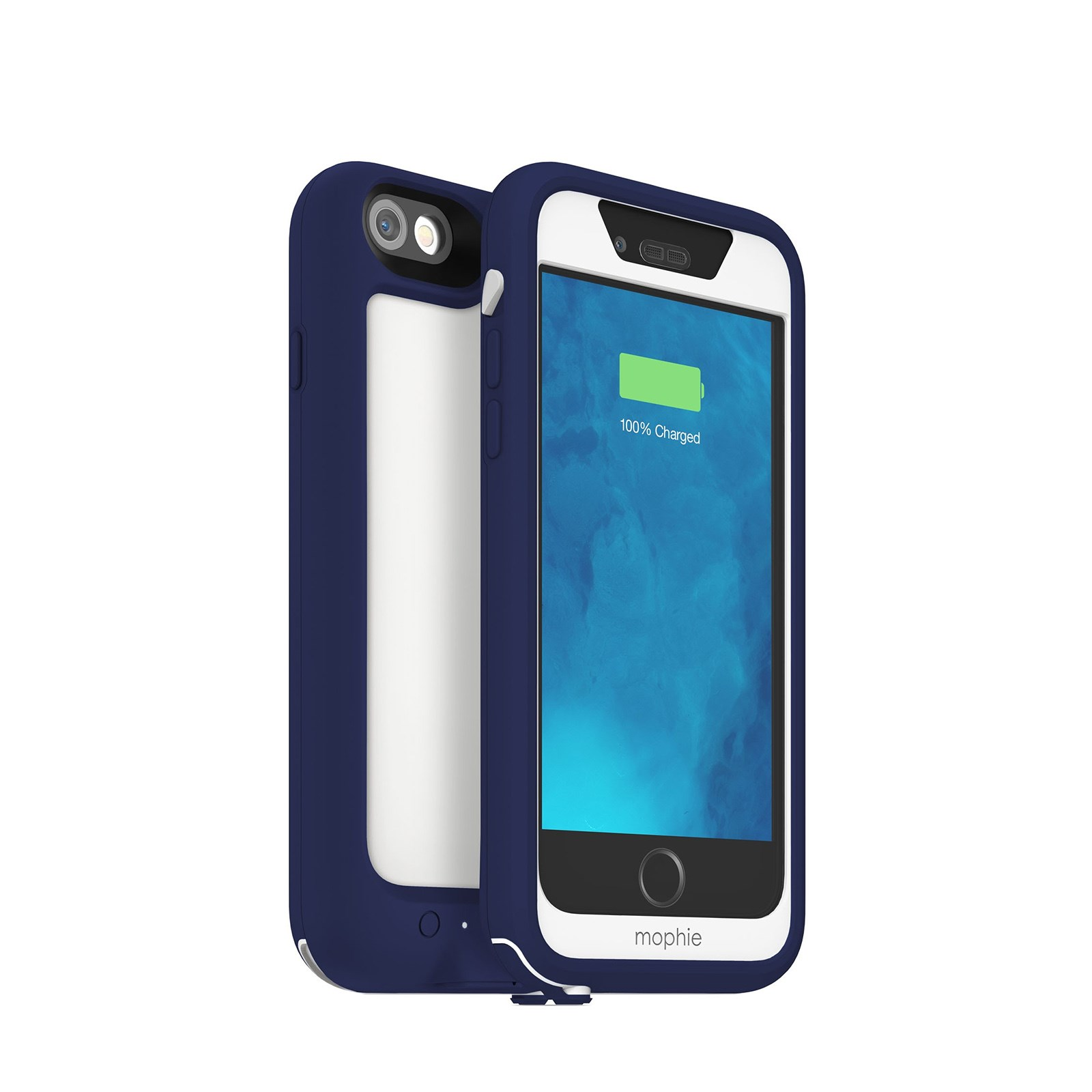 Mophie Juice Pack PRO Battery Case for iPhone 6 (Blue)