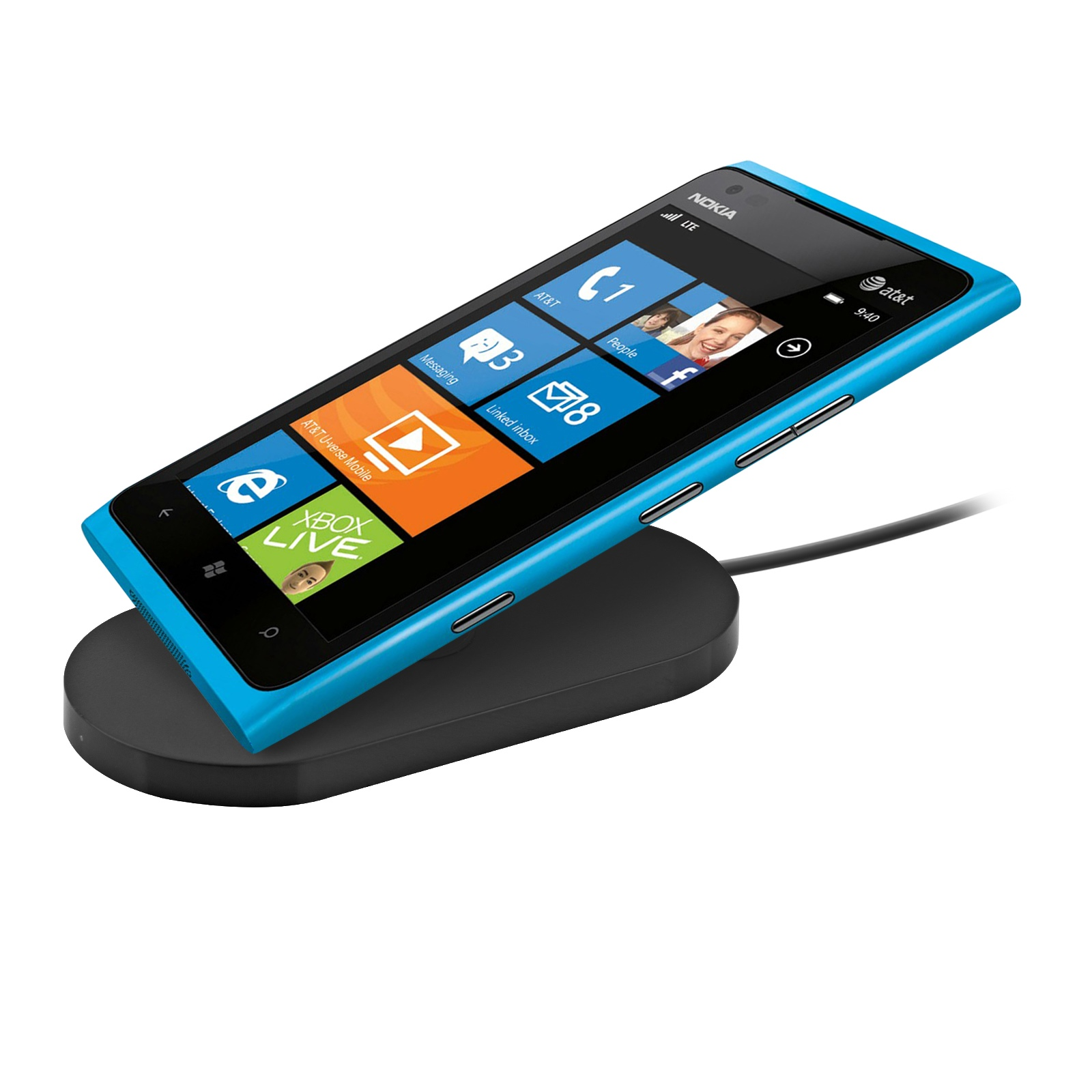 Android and nokia dt 900 wireless charging pad could easily