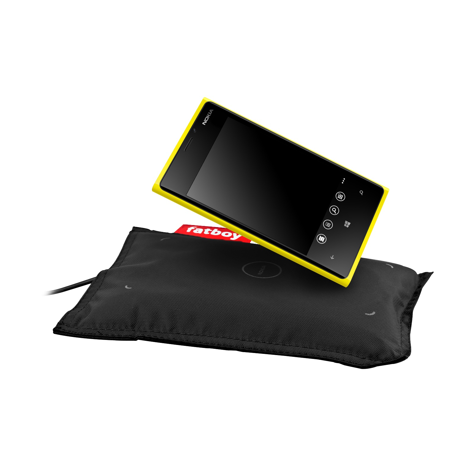Our Shops nokia wireless charging pillow by fatboy the