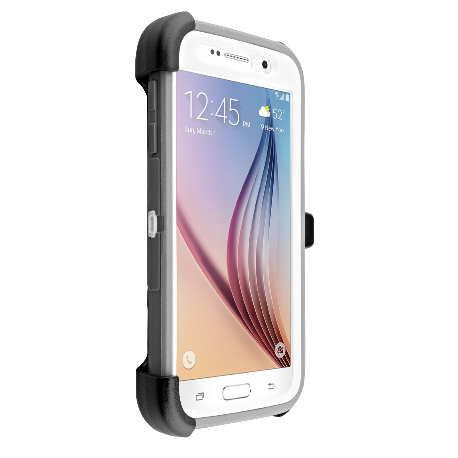 how to open otterbox defender galaxy s6