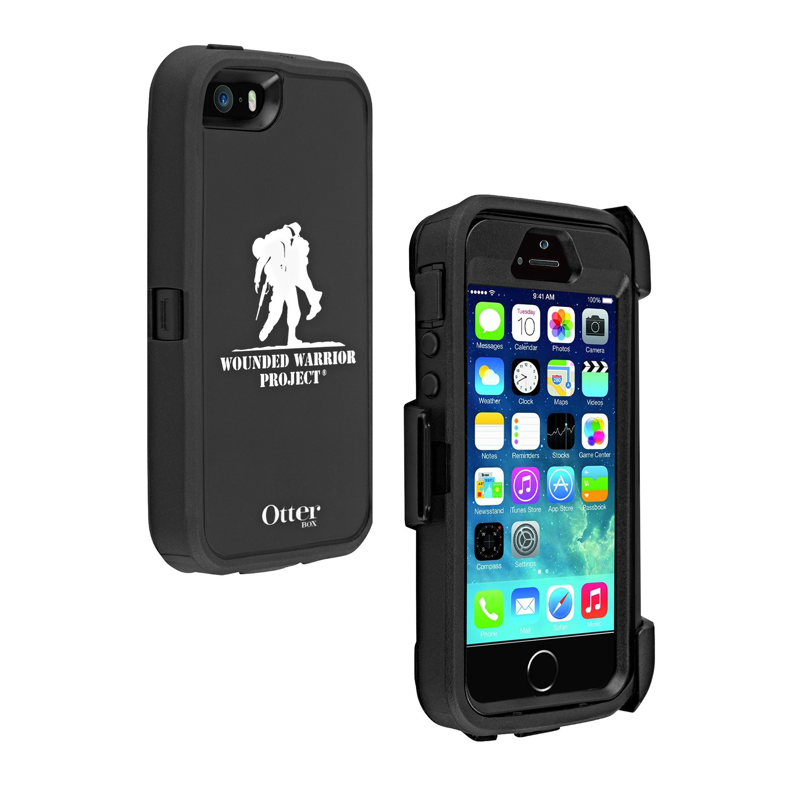 Otterbox Defender Series Case For Iphone Se