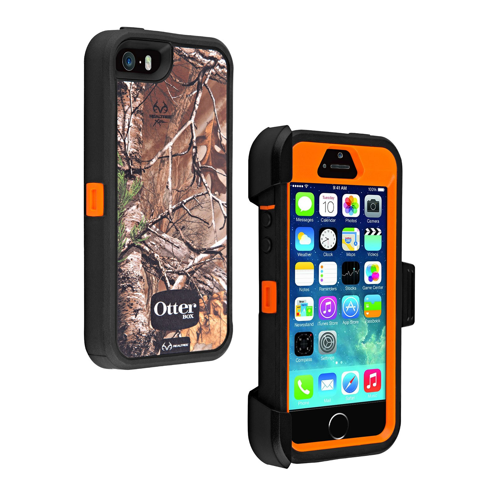 otter iphone 5 case how to open