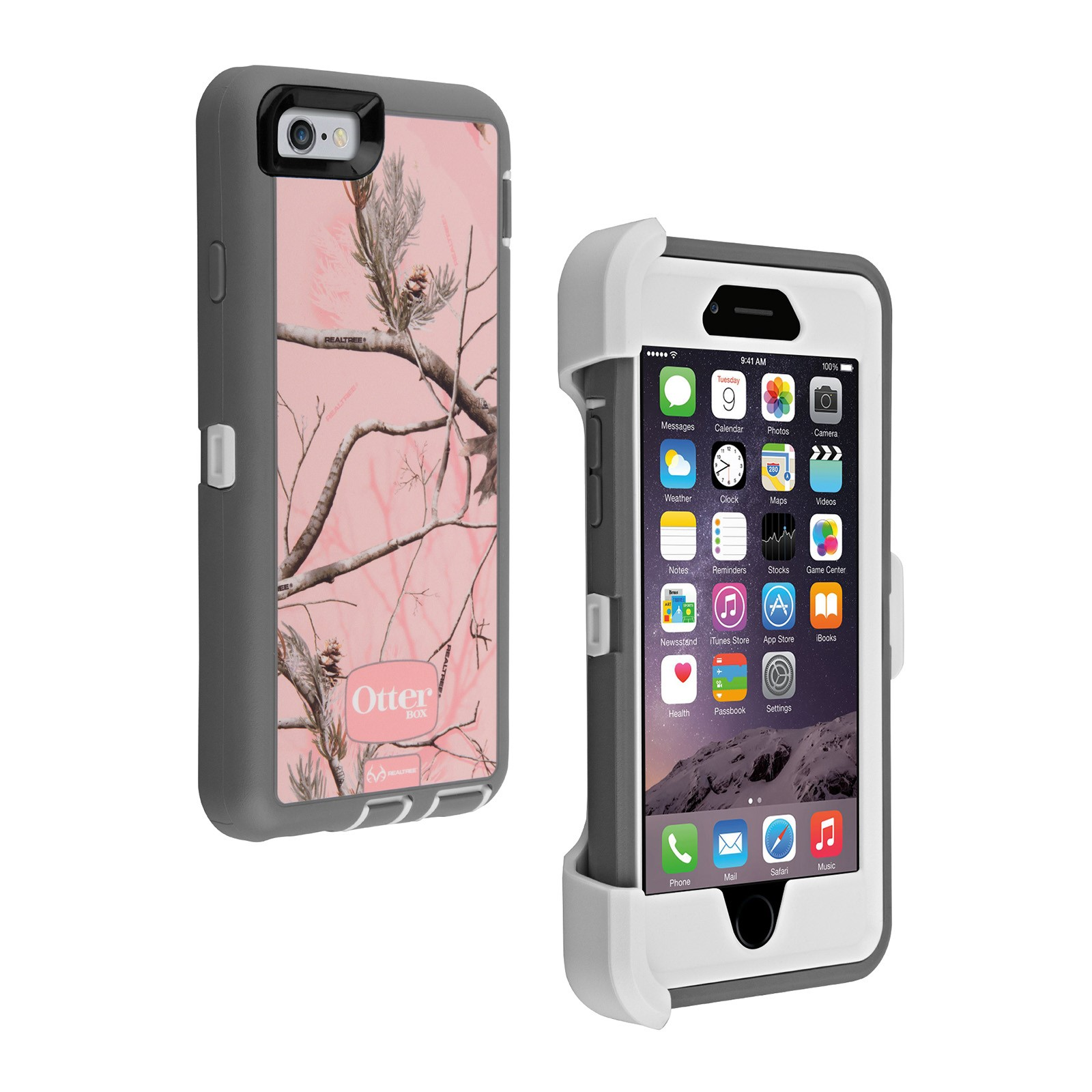 otterbox defender series case for apple iphone 6s 6 ebay. Black Bedroom Furniture Sets. Home Design Ideas