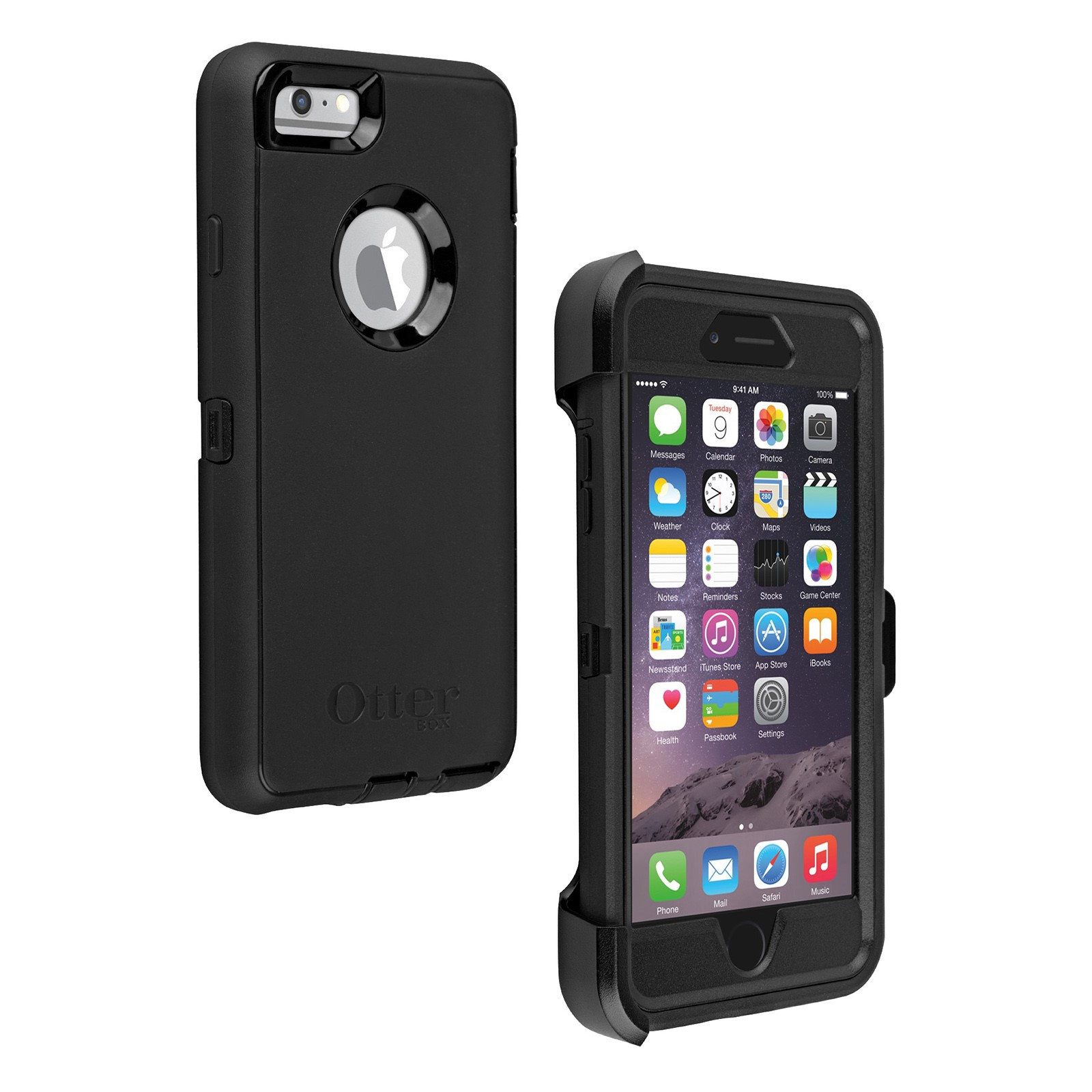 OtterBox's thinnest, most protective case. Wherever your next adventure leads, Pursuit Series is tough enough to follow. Built with PursuiTech — an advanced series of protective features — Pursuit Series is designed to weather the elements and fend off dust, dirt, mud and snow. Rugged and ready, this is the case for all your pursuits.