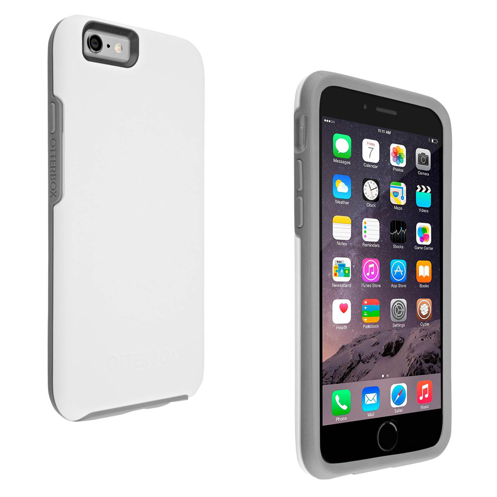 OtterBox Symmetry Series Case for iPhone 6 Plus/6S Plus (Glacier)
