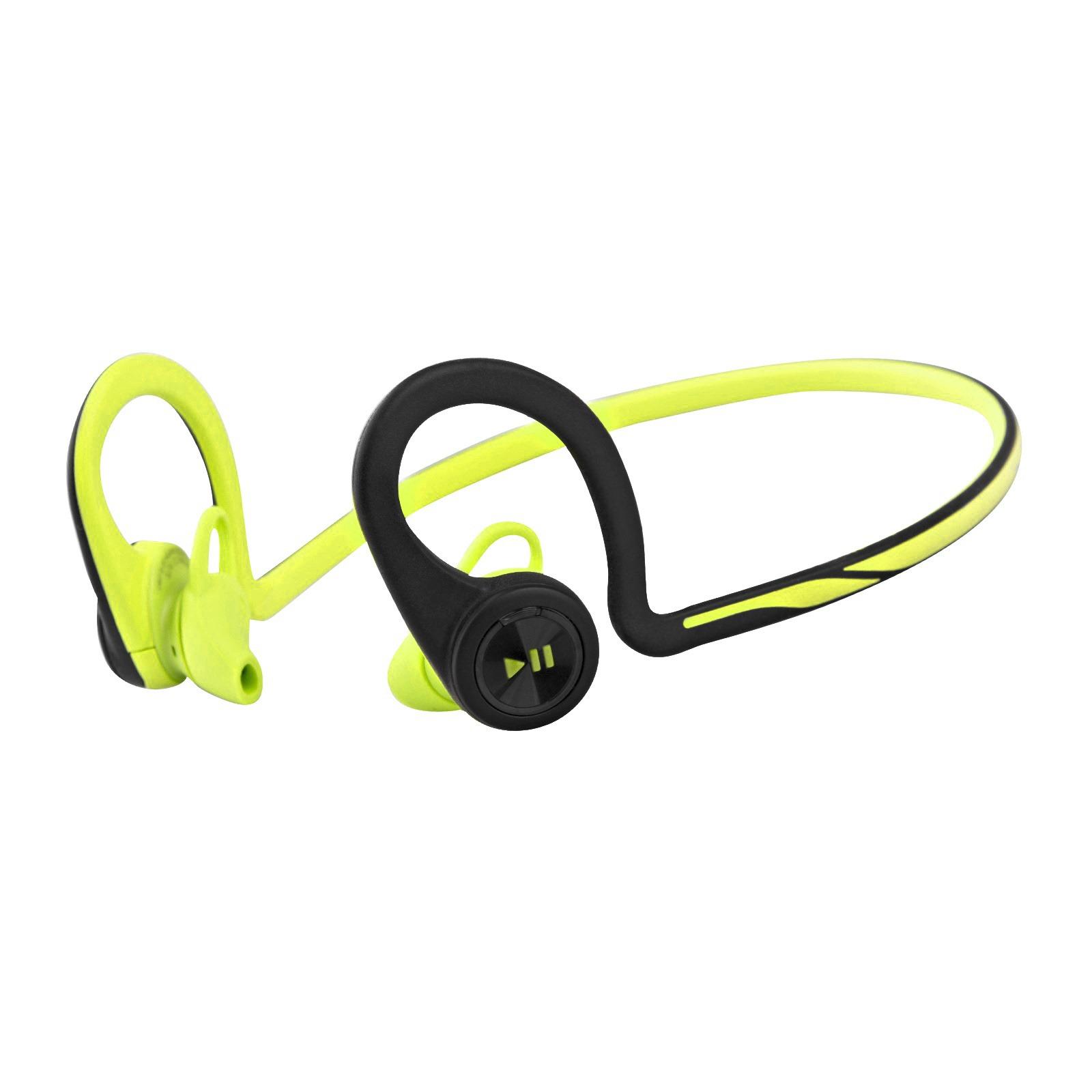 Plantronics Backbeat Fit Wireless Headphones and Microphone (Green) PLA-BACKBEATFIT-GN-B1