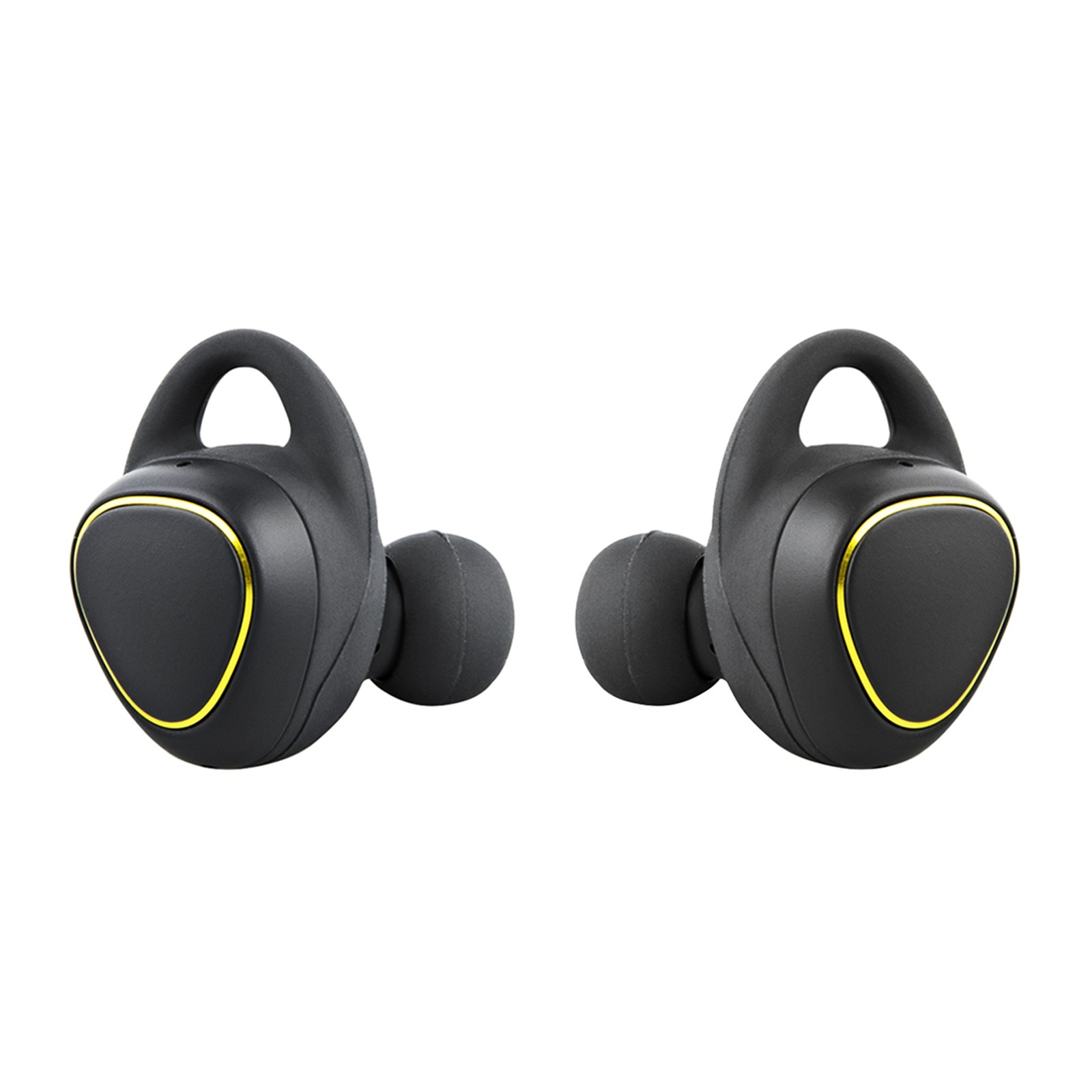 Samsung Gear IconX Cordfree Fitness Earbuds with Activity Tracker (Black) SAM-ICONX-BK-A2