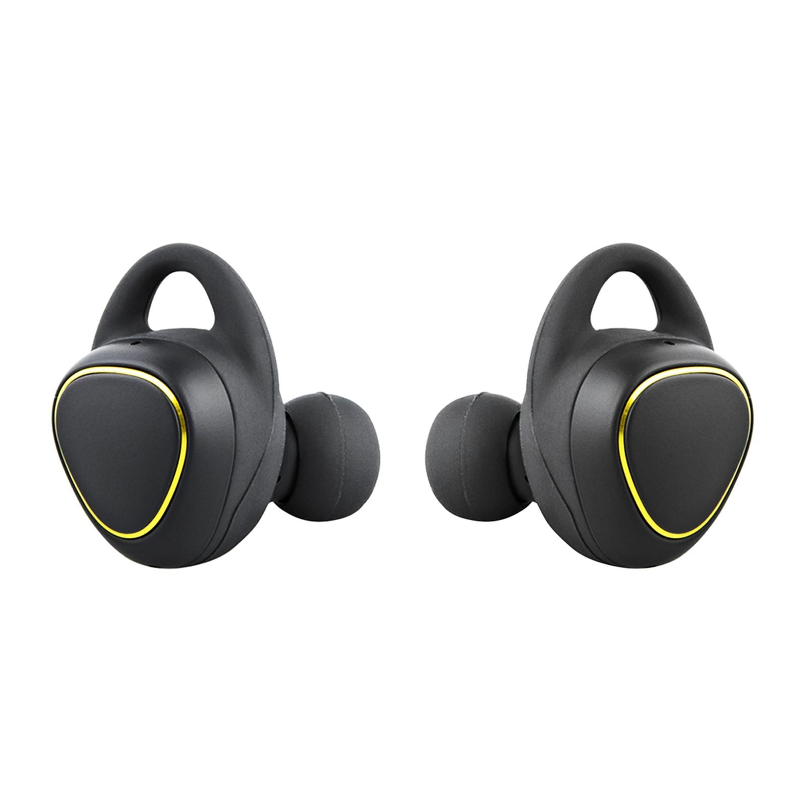 Samsung Gear IconX Cordfree Fitness Earbuds with Activity Tracker (Black) SAM-ICONX-BK-B1-LP