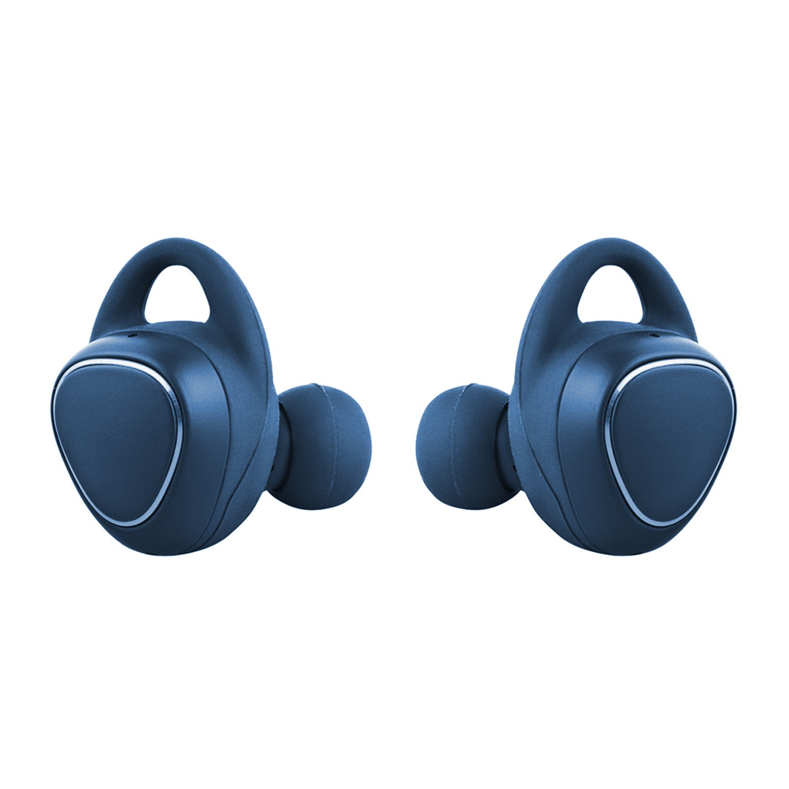 Samsung Gear IconX Cordfree Fitness Earbuds with Activity Tracker (Blue) SAM-ICONX-BL-B1