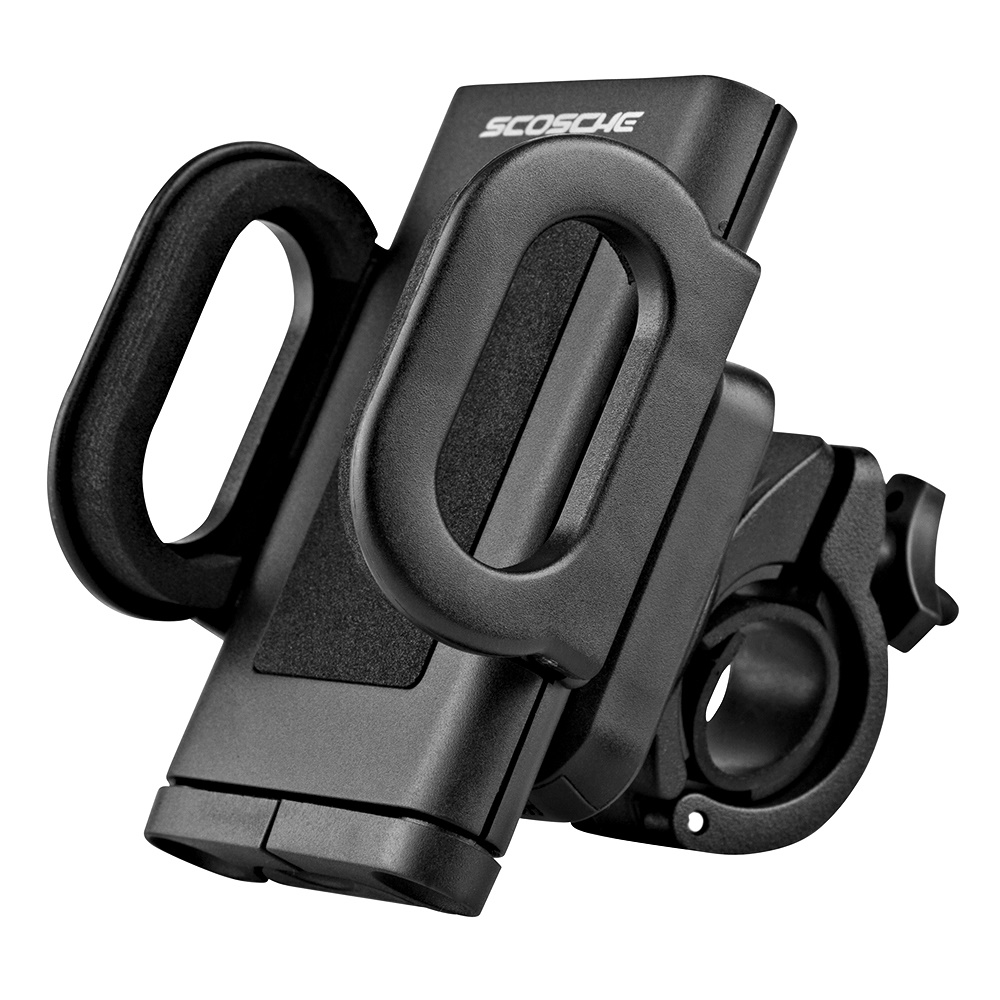 Scosche Bike Mount For iPhone  Android and Most Mobile Devices (Black)