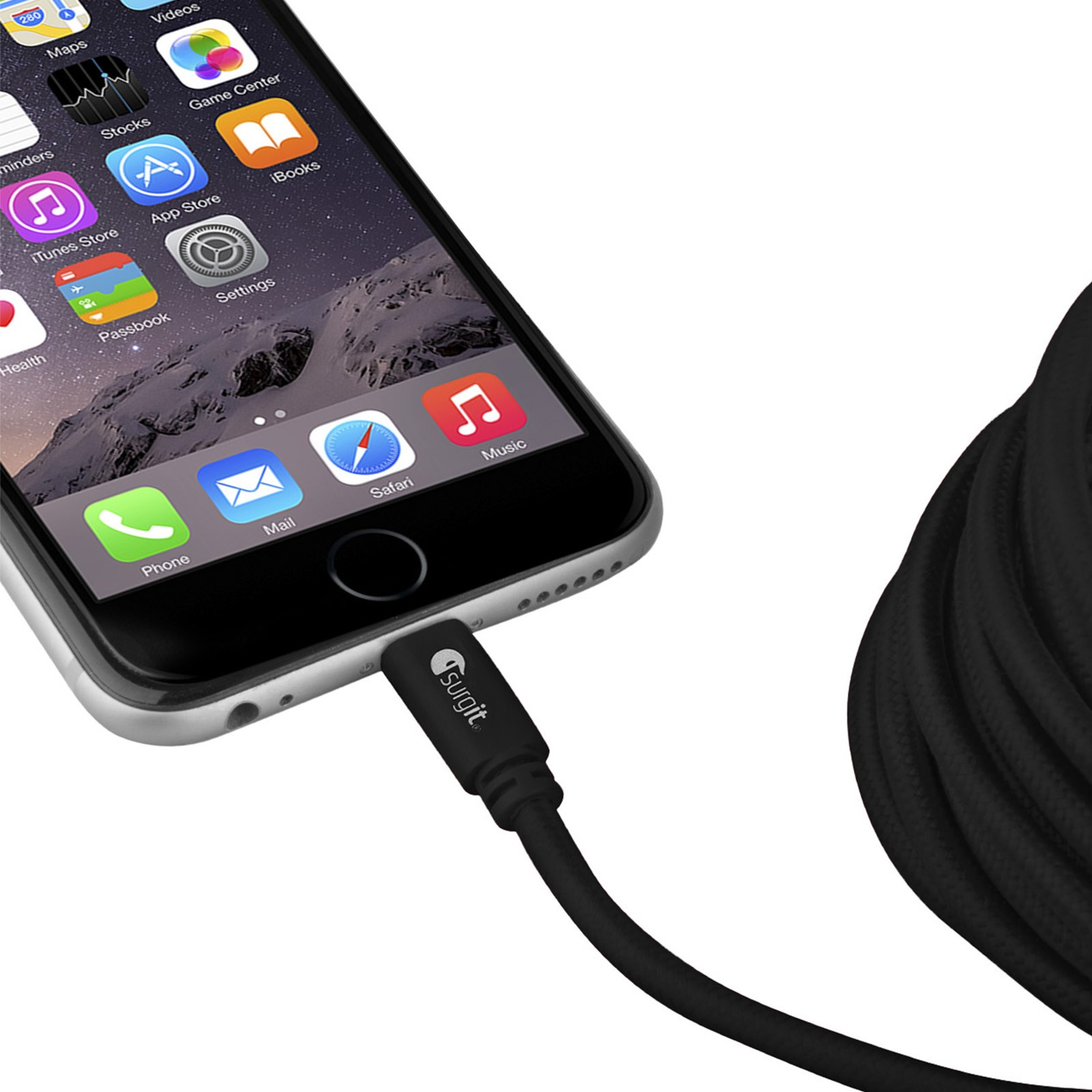 13 Apple Certified Lightning Cable For Iphone 7 Plus